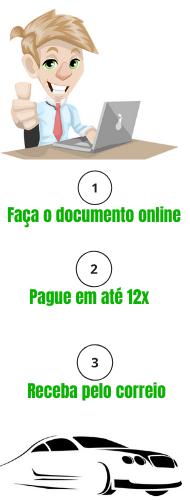 despachante fazer documento online