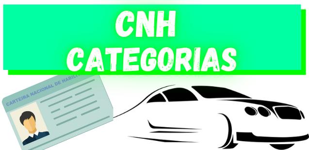 cnh categorias